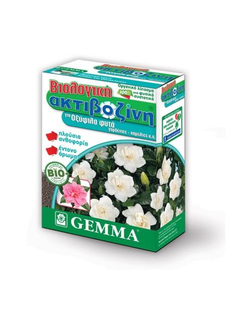 Βιολογική Ακτιβοζίνη για Οξύφιλα φυτά (Γαρδένιες κ.α.) 400 gr