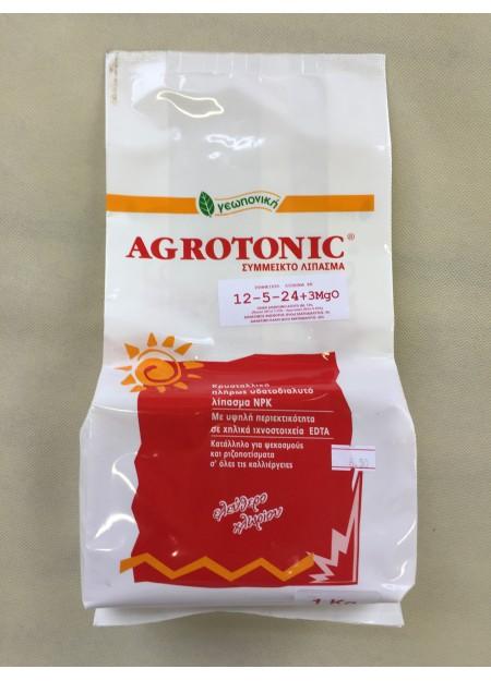 Agrotonic 12-5-24 + 3MgO + TE 1 Kg